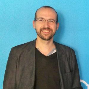 Cédric Arbogast, co-fondateur